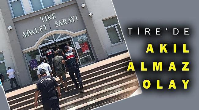 İzmir'de erkek cesedi bulunmasıyla ilgili yakalanan 4 şüpheli tutuklandı