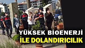 İzmir'de lüks villalarda bioenerji seansları... Tutuklandılar...
