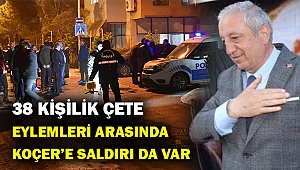 İzmir'de organize suç örgütü davası... 38 kişi hakim karşısına çıkacak