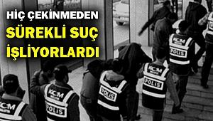İzmir'deki organize suç örgütü iddianamesi kabul edildi... 61 kişi yargılanacak...