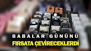 İzmir Emniyetinden 1 milyon liralık kaçak operasyonu!