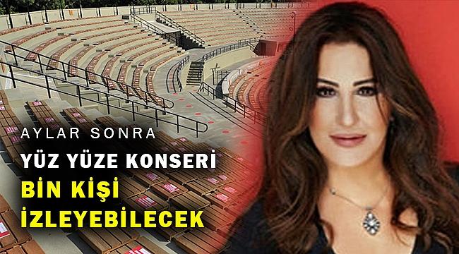 Nükhet Duru İzmir'de konser verecek ancak sayılı kişi izleyebilecek