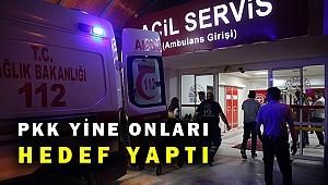 PKK yine masum işçileri hedef aldı