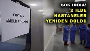 Şok iddia... Konya ve Diyarbakır'daki hastaneler doldu!