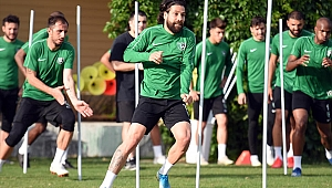 Süperlig heyecanı başlıyor... Denizlispor'da Sivasspor maçı hazırlıkları sürüyor