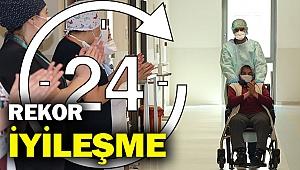 Veriler iyi ama risk bitmiş değil! 137 bin 969 kişinin tedavisi tamamlandı...