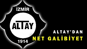 Altay: 3 - Osmanlıspor: 0