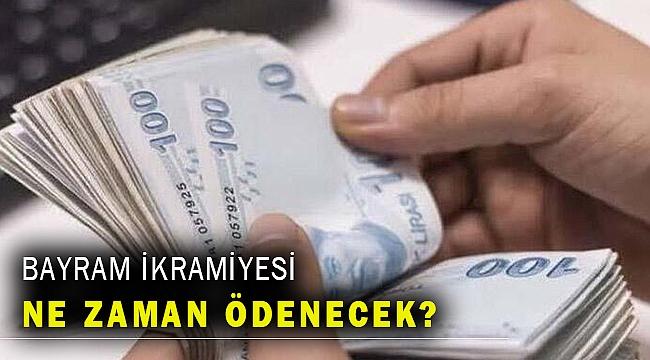 Bakan Selçuk, Bayram İkramiyesi ödeme tarihini açıkladı