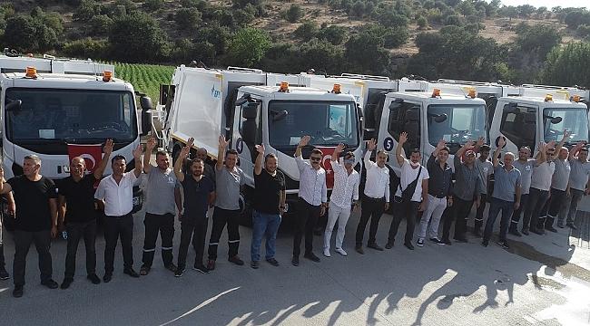 Başkan Adil Kırgöz: Dikili'de araç kiralama dönemi bitmiştir