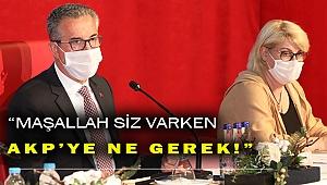 Başkan Arda kendi partisine savaş ilan etti!