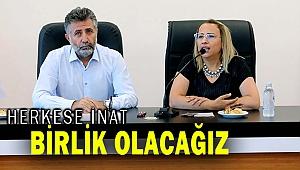 Başkan Sandal, CHP ilçe örgütüyle buluştu