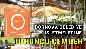 Bornova'nın işletmeleri Turuncu Çember'de