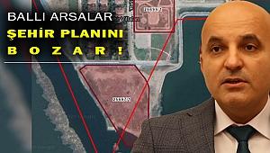 CHP'li Polat, ballı TOKİ arsalarını meclis gündemine taşıdı