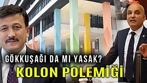 CHP'li Polat: Ortaya çıkmasa gökkuşağı için yasa çıkarılırdı!