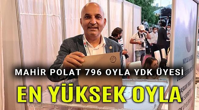 CHP'li Polat'tan YDK değerlendirmesi: Önemli bir sorumluluk yükledi