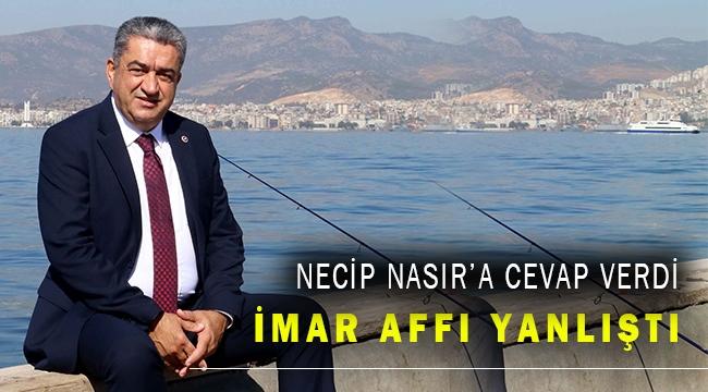 CHP'li Serter'den, Ak Partili Nasır'a cevap: Depreme hazırlık siyaset üstüdür