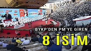 CHP PM'ye Bilim, Yönetim ve Kültür Platformundan girenler belli oldu