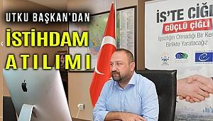"""Çiğli Belediyesi'nin Yeni İstihdam Projesi """"İş'te Çiğli"""""""