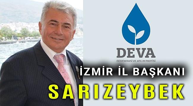 Deva Partisi İzmir İl Başkanı belli oldu