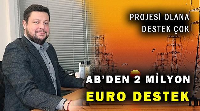 İEÜ'nün projesine AB'den 2 milyon avro destek