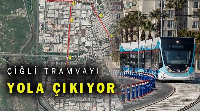 İhalesi 28 Temmuz'da... Çiğli Tramvayı yola çıkıyor