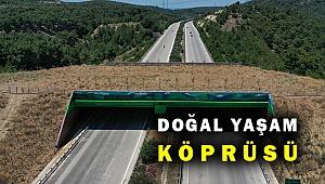 İzmir-Çeşme Otoyolu üzerindeki