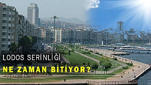 İzmir'de haftanın hava durumu nasıl olacak?