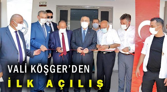 İzmir'de hayırseverlerce yaptırılan cami açıldı