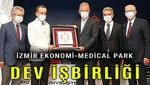 İzmir'de sağlık eğitimi için 'dev' işbirliği