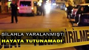 İzmir'de silahla yaralanan kişi hastanede öldü