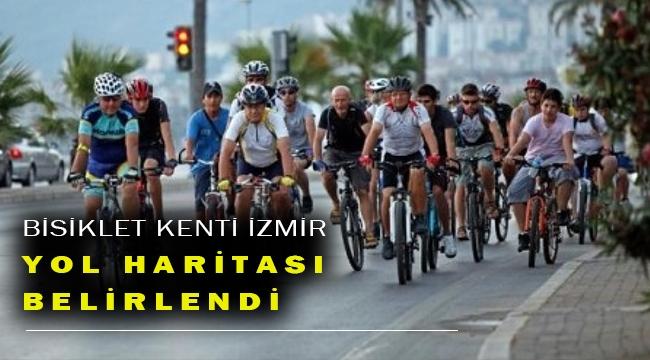 İzmir'in Bisiklet ve Yaya Eylem Planı hazır