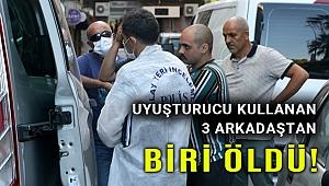 İzmir Karşıyaka'da uyuşturucudan ölüm!