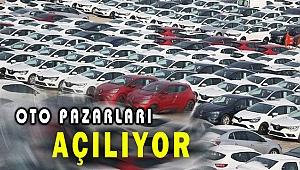İzmir Valiliğinden 'oto pazarları' kararı