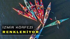 Karşıyaka'da kano kurslarında yeni dönem başladı