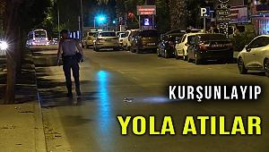 Karşıyaka'daki silahlı saldırıda ağır yaralandı