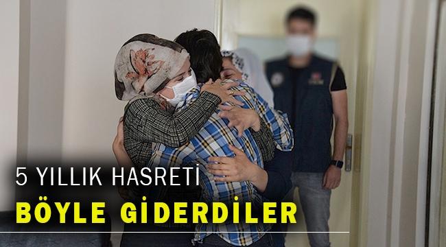 PKK'lı kadın terörist ikna ile Suriye sınırında teslim oldu