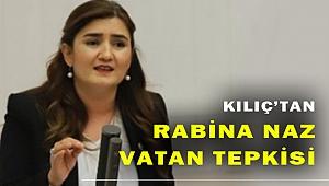 Sevda Erdan Kılıç: Rabia Naz Vatan'a ne oldu, diye sormaya devam edeceğiz