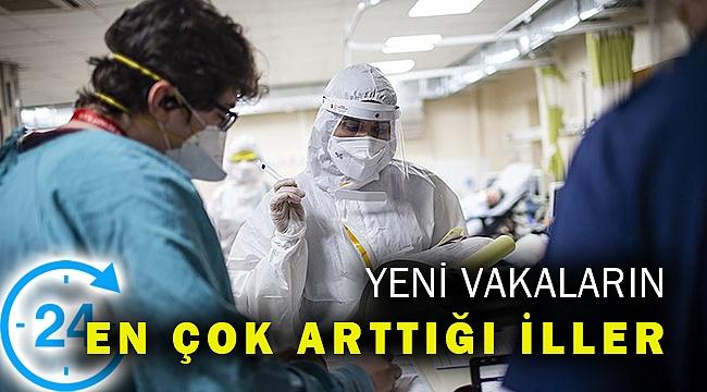 Son 24 saatin koronavirüs verileri açıklandı