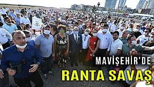 Soyer: Mavişehir'de ranta karşı mücadele edeceğiz
