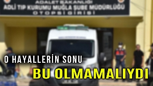 Umutlarla geldiği Muğla'dan memleketi Bitlis'e tabut içinde dönüyor