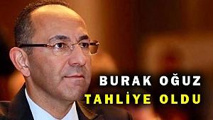 Urla Belediyesi Eski Başkanı Burak Oğuz tahliye oldu