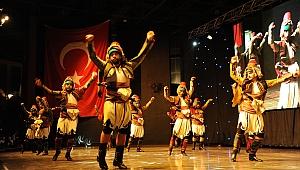 Balçova Halk Danslarına Uluslararası Ödül