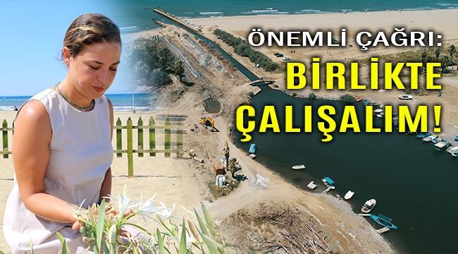 Başkan Sengel'den Antik Kanal Projesi'ni Yürüten Yetkililere Çağrı!
