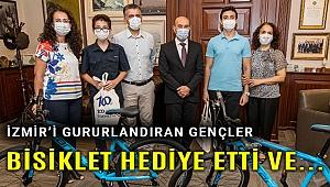 Başkan Soyer, Türkiye birincilerinden ne istedi?