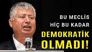 Başkan Vekili Özuslu'dan Ak Parti'ye cevap: Dürüst ve demokratik olun