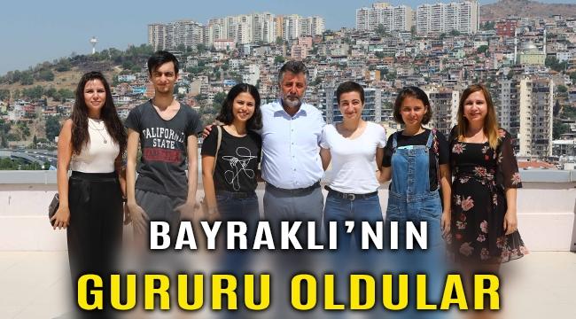 Baysem'li Eda Civlez TYT'de Türkiye 28'incisi oldu