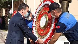 Bergama'da 30 Ağustos Zafer Bayramı törenlerle kutlandı