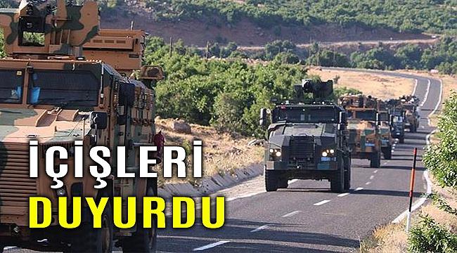 Bingöl'de PKK'ya karşı büyük temizlik operasyonu başladı