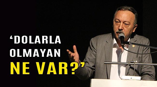 CHP'li Bayır'dan Bakan Albayrak'a 'dolar' cevabı