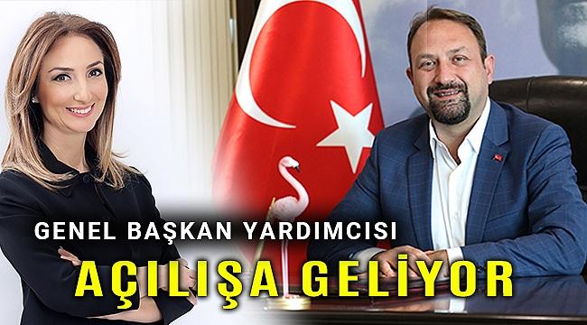 Çiğli'deki İki Parkı CHP Kadın Kolları Genel Başkanı Aylin Nazlıaka açacak
